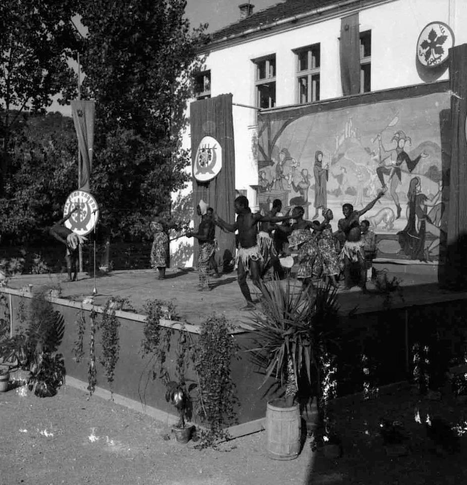 Детаљ са прве Жупске бербе 1963